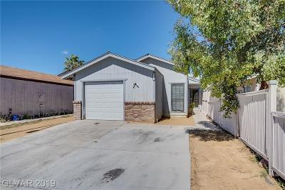 Centennial Hills Single Family Home For Sale: 4132 Broadriver Drive