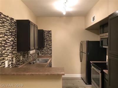 Las Vegas Condo/Townhouse For Sale: 7255 Sunset Road #1098