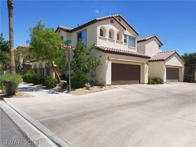Centennial Hills Single Family Home For Sale: 8572 Vellozia Court