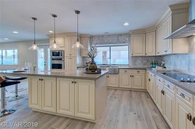 Las Vegas, North Las Vegas, Henderson Single Family Home For Sale: 3200 Aloha Avenue