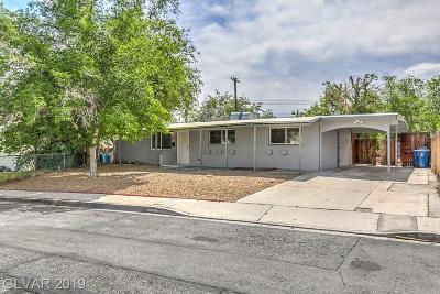 Single Family Home For Sale: 4725 Gabriel Drive