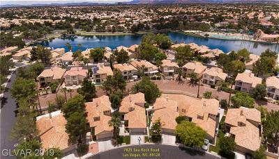 Single Family Home For Sale: 7825 Sea Rock Road