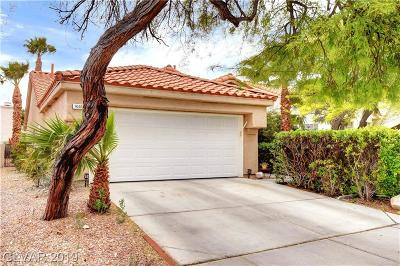 Las Vegas Single Family Home For Sale: 1640 Grey Bull Way