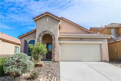 North Las Vegas Single Family Home For Sale: 3956 Yellow Mandarin Avenue