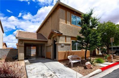 Las Vegas Single Family Home For Sale: 4766 Pinon Pointe Road