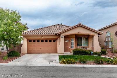 Las Vegas Single Family Home For Sale: 10250 Torrey Valley Court