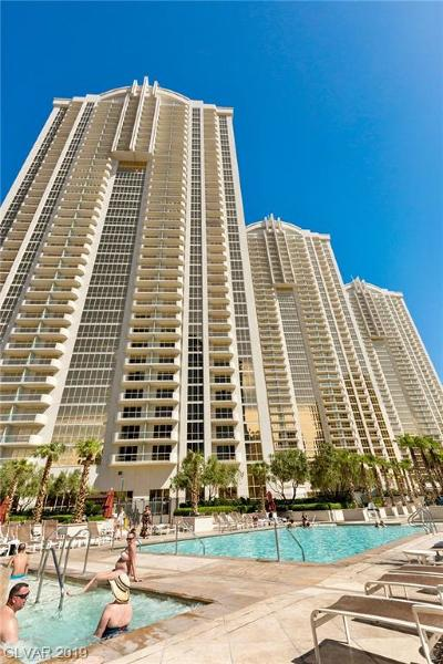 Clark County High Rise For Sale: 135 Harmon Avenue #3204