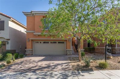 Las Vegas Single Family Home For Sale: 7463 Calzado Drive