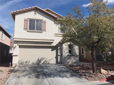 Las Vegas Single Family Home For Sale: 7318 Burnt Umber Street