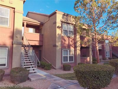 Las Vegas Condo/Townhouse For Sale: 7255 Sunset Road #1168