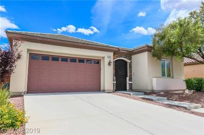 North Las Vegas Single Family Home For Sale: 6908 Auklet Lane