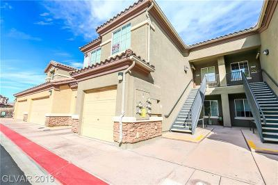 Centennial Hills Condo/Townhouse For Sale: 6868 Sky Pointe Drive #2065