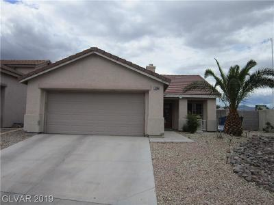 Las Vegas Single Family Home For Sale: 2345 Steinke Lane