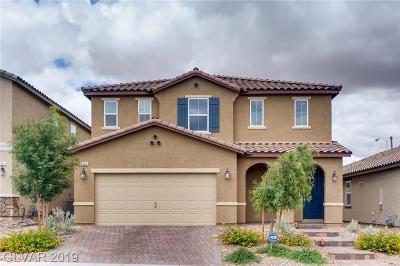 Las Vegas Single Family Home For Sale: 7441 Jade Meadows Street
