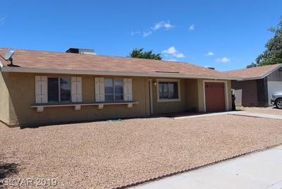 Las Vegas Single Family Home For Sale: 2569 Pine Creek Road