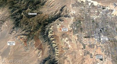 Clark County Residential Lots & Land For Sale: Blue Diamond (Highway 160)