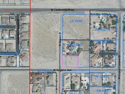 Las Vegas Residential Lots & Land For Sale: Regena