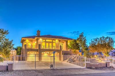 Single Family Home For Sale: 7075 Eula Street