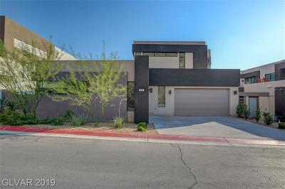 Henderson Single Family Home Under Contract - No Show: 913 Vegas View Drive