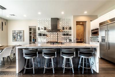 Las Vegas Single Family Home For Sale: 11170 Torch Cactus Drive