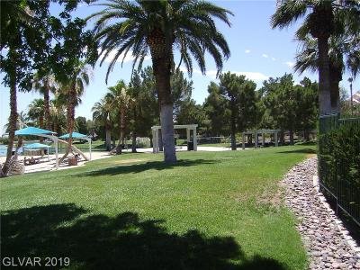 Las Vegas NV Condo/Townhouse Under Contract - No Show: $158,888