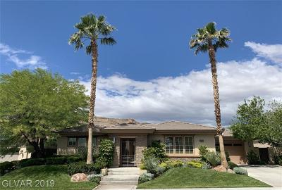 Red Rock Cntry Club At Summerl Single Family Home Under Contract - No Show: 2381 Calico Creek Court