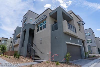 Condo/Townhouse For Sale: 11251 Hidden Peak Avenue #210