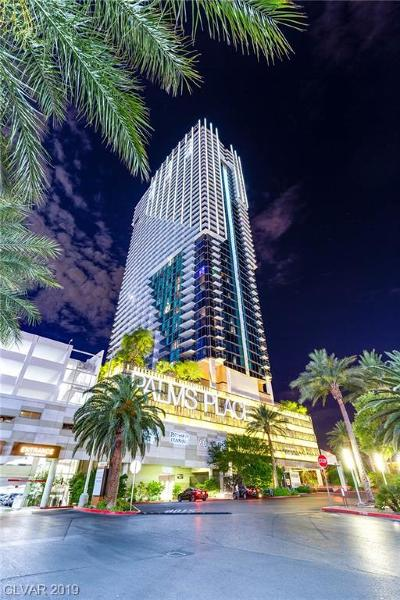 Las Vegas High Rise For Sale: 4381 Flamingo Road #2502