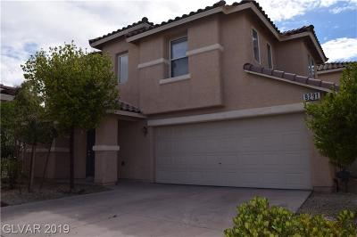 Las Vegas Single Family Home Under Contract - No Show: 9291 Glen Malone Court