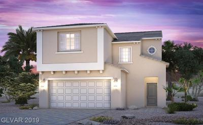 Las Vegas Single Family Home Under Contract - No Show: 309 Finsbury Court