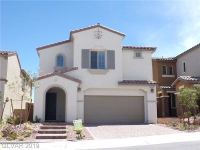 Las Vegas  Single Family Home For Sale: 10007 Desert Bighorn Court