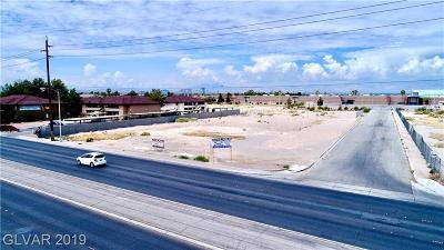 Las Vegas Residential Lots & Land For Sale: Nellis