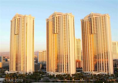 Las Vegas High Rise For Sale: 135 Harmon Avenue #1818
