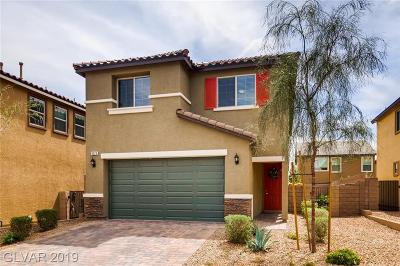 Las Vegas Single Family Home Under Contract - No Show: 9029 Sea Grass Bay Court