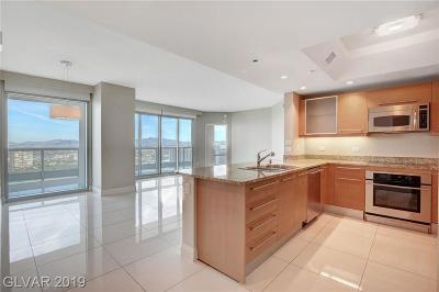 Las Vegas High Rise Under Contract - No Show: 322 Karen Avenue #3605
