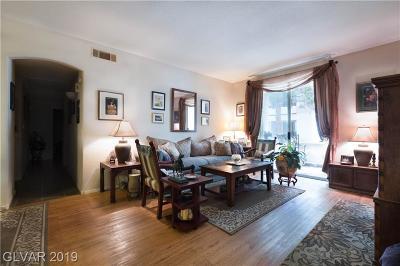Condo/Townhouse For Sale: 1830 Buffalo Drive #1012