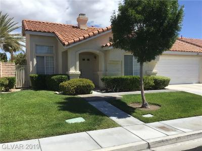 Spring Valley Single Family Home Under Contract - No Show: 8078 Kinsella Way