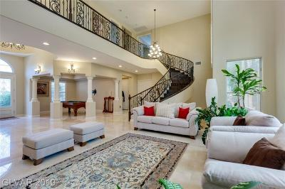 Spring Valley Single Family Home For Sale: 8081 Dark Hollow Place
