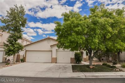 Henderson NV Single Family Home Under Contract - No Show: $325,000