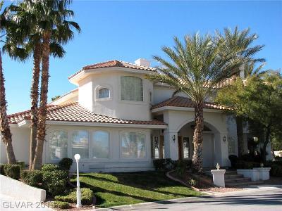 Henderson, Las Vegas Single Family Home Under Contract - No Show: 7521 Captains Harbor Drive