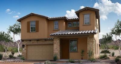 Single Family Home For Sale: 628 Cadence Vista Drive