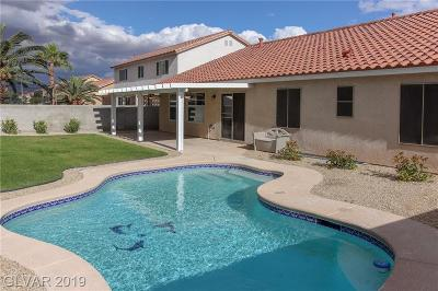 North Las Vegas Single Family Home For Sale: 1006 Stable Glen Drive