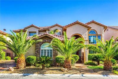 Single Family Home For Sale: 5169 Villa Dante Avenue