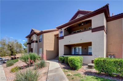 Henderson Condo/Townhouse For Sale: 231 Horizon Ridge #2123