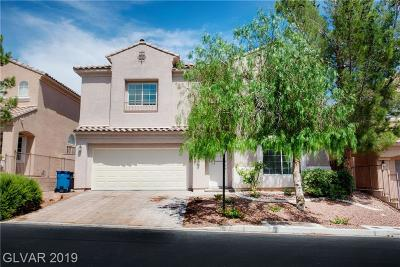 Centennial Hills Single Family Home For Sale: 4016 Owlshead Mountain Street