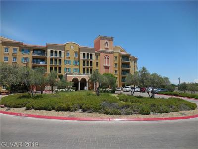 Henderson High Rise For Sale: 30 Strada Di Villaggio #115