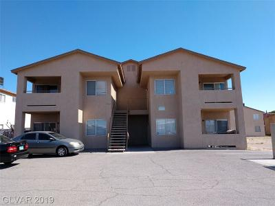 Sunrise Manor Multi Family Home For Sale: 5675 East Lake Mead Boulevard