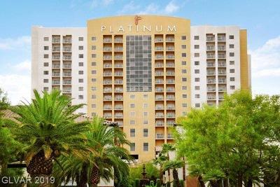 Platinum Resort Condo High Rise For Sale: 211 Flamingo Road #1508