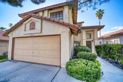Single Family Home For Sale: 4921 Fiesta Lakes Street