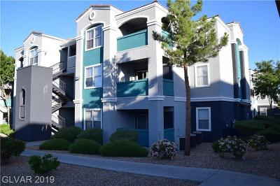 Las Vegas Condo/Townhouse For Sale: 6955 Durango Drive #3092